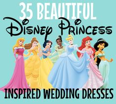 35 Wedding Gowns Every Disney Obsessed Bride Will Love