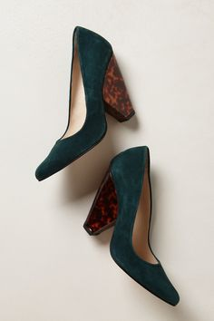 Sandy Tortie Pump - anthropologie.com
