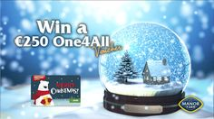 Win a €250 One4All voucher this Christmas with Manor Farm. Click here to enter: https://goo.gl/K1w91u