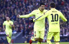 Com trio inspirado, Barcelona goleia Athletic e fica só a um ponto do Real #globoesporte