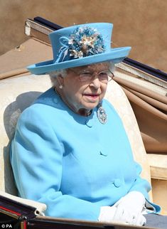 The Queen, who recently had a successful eye operation to remove a cataract, will watch the Trooping ceremony from a dais in Horse Guards and later inspect the lines of guardsmen in their scarlet tunics and bearskins