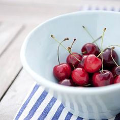 """Tart Cherries: In a 2012 presentation, Oregon Health & Science University researchers suggested that tart cherries have the """"highest anti-inflammatory cont..."""