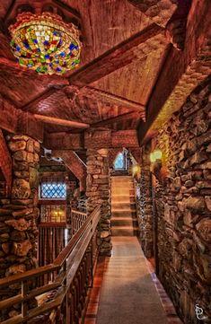 Williams Gillette Castle