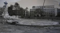 Otra de la Plaza Nueva.    Vía ABC de Sevilla