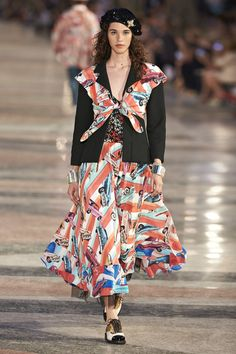 Chanel | Cruise 2017 | Look 66