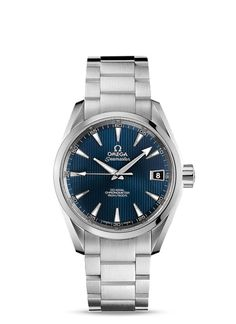 The Omega Aqua Terra, the other Omega timepiece to appear in SkyFall, features a…