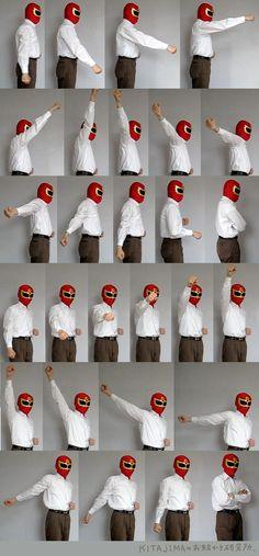 옷의 주름 그리는 방법