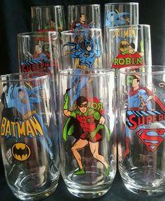 Super Sale--Superhero Promotional Glasses--Pick Any 4, via Etsy.