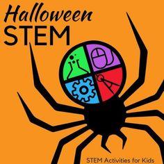 Life Science Stem - Halloween STEM Activities Your Students Will Love Halloween Science, Halloween Activities, Stem Activities, Classroom Activities, Halloween Themes, Activities For Kids, Classroom Ideas, Classroom Rules, Primary Classroom