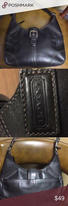 Coach Handbag Coach leather handbag great condition Coach Bags Satchels