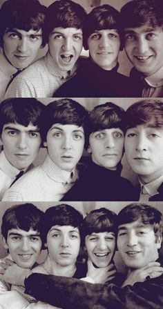 The Beatles - George Harrison Paul McCartney ), Ringo Starr ), & John Lennon Foto Beatles, The Beatles, Beatles Funny, Beatles Poster, Beatles Photos, Ringo Starr, George Harrison, Paul Mccartney, John Lennon
