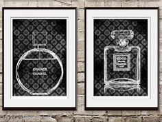 CHANEL art prints