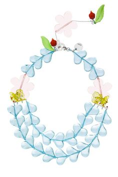#SS15 €350 #MelissaCurry #Summer #Necklace