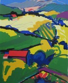 La douce France by Frank Rosen