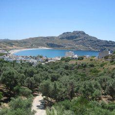 Kreta / Crete - Plakias Honeymoon Destinations, Holiday Destinations, Greek Island Holidays, Crete Island, Greece Holiday, Greek Islands, Strand, Travel Inspiration, Places To Visit