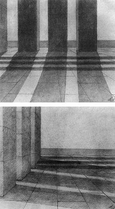 Espaces Rythmiques Adolphe Appia, 1906