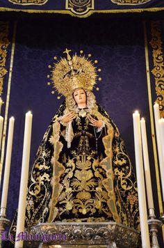 SOLEMNE TRIDUO DE MARÍA STMA. DE LOS DOLORES. HERMANDAD DEL NAZARENO DE SAN FERNANDO. - Web LA MANIGUETA