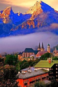 Berchtesgaden Bayern Germany    #famfinfer