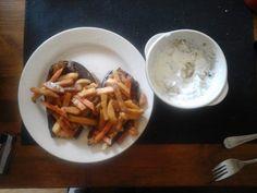 Aubergine met batata harra (pittige aardappel) | | Goed en gezond eten