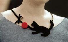 moldes de gatos em feltro - Pesquisa do Google