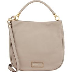 Marc by Marc Jacobs Too Hot to Handle Hobo Bag ($438) ❤ liked on Polyvore