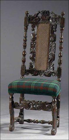 jacobean furniture | ... Sense: Antiques: Furniture: Furniture Styles: English Jacobean
