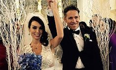 Sean Maguire showed his wife Tanya Flynn just how much he loved her – by marrying her again. The British actor – known for portraying Robin Hood on ABC fairytale drama Once Upon A Time as well as his roles in EastEnders and previously Grange Hill – watched his beloved walk down the aisle a second time around on Tuesday....
