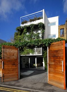 Crooked Billet Yard, London E2 — The Modern House Estate Agents: Architect-Designed Property For Sale in London and the UK