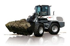 2011 Terex Wheel Loader TL100 Operating Manual Download