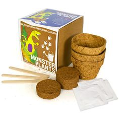 Monster Plant kit - party favors or party activity!