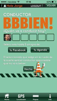 BBBien!, la primera aplicación móvil exclusiva para España que ayuda a evitar el alcohol al volante https://www.vinetur.com/2014071516151/bbbien-la-primera-aplicacion-movil-exclusiva-para-espana-que-ayuda-a-evitar-el-alcohol-al-volante.html