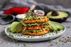 Leckere Hirse Taler ✓ Gesundes und veganes Gericht mit leichtem Rezept ☆ Jetzt nachkochen!
