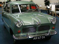 Ford 12 M - 'Weltkugel' - Baujahr 1954