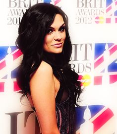jessie j - this girl can rock every hair style!