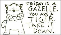 Awesome Cats! Printable version! Tumblr Love, Printables, Comics, Cats, Awesome, Gatos, Print Templates, Cartoons, Cat