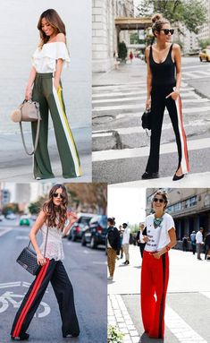 Como usar e Onde comprar: Calça com Listra Lateral, compras online, loja online, ecommerce, where to buy, track pants, how to use, trend, tendência, look, outfit