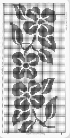 Free Patterns Archives - Beautiful Crochet Patterns and Knitting Patterns Cross Stitch Borders, Cross Stitch Flowers, Cross Stitch Designs, Cross Stitching, Cross Stitch Embroidery, Embroidery Patterns, Cross Stitch Patterns, Knitting Patterns, Crochet Patterns