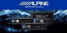 Alpine car audio
