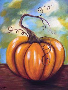 Pumpkin Canvas Painting, Halloween Canvas Paintings, Halloween Painting, Autumn Painting, Autumn Art, Halloween Drawings, Halloween Pictures, Halloween Nails, Acrylic Portrait Painting
