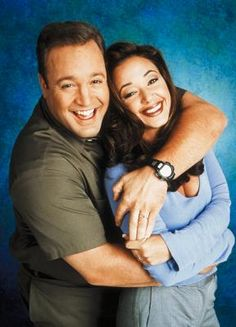 Leah Remini (Carrie) and Kevin James (Doug) - King of Queens