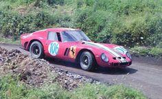 Kalman/Andrews, Ferrari 250 GTO (Targa Florio 1963):