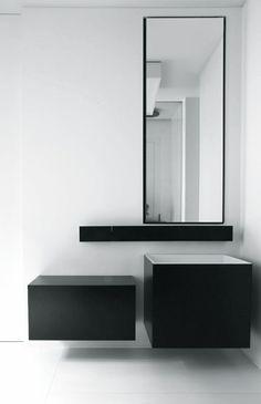 Guillaume Terver & Christophe Delcourt #bathroom ideas