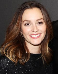 """Subtle chestnut highlights give very dark brown hair a lift. """"If you have a similar skin tone and dark brown hair, it'll add a lovely glow,"""" says Balding. Getty Images  - Redbook.com"""