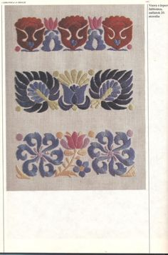 Free Hand Designs, Folk Embroidery, Punch Needle, Cross Stitch Patterns, Miniatures, Kids Rugs, Printables, Ornaments, Painting