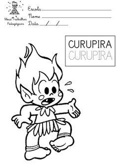 230 Atividades sobre Folclore para Imprimir e Colorir - Online Cursos Gratuitos Kids Education, Folklore, Snoopy, Clip Art, Fictional Characters, 230, Rack, Amanda, Wallpaper