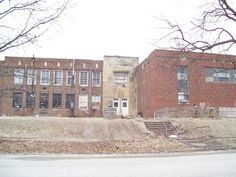 Flickr School's Out Forever, Old Buildings, Ghost Towns, Old Town, Kansas, Old School, Abandoned, California, High Schools