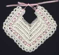 BB's Preemie BBib  Since preemies spend the first few months of their lives in the hospital, many times they are dedicated or baptized right in the NICU. Because of all the tubes and IV's they are unable to wear a Christening gown. This pretty bib can be put on the baby, and serve as a keepsake for the parents.