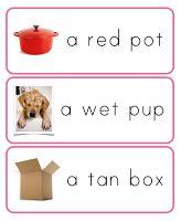 The Helpful Garden: Montessori Pink Reading Series
