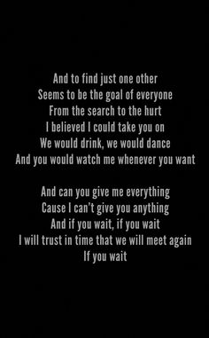 London grammar - if you wait #londongrammar