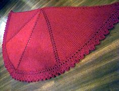Ravelry Half Circle Shawl Pattern By Jennifer Jones When You Have A Bag
